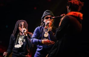 """Take a look at Migos music video for """"Roadrunner"""""""