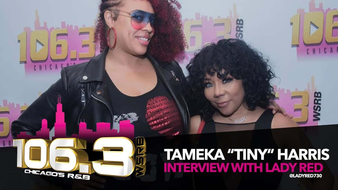 Tiny-Harris-Interviews-With-Lady-Red
