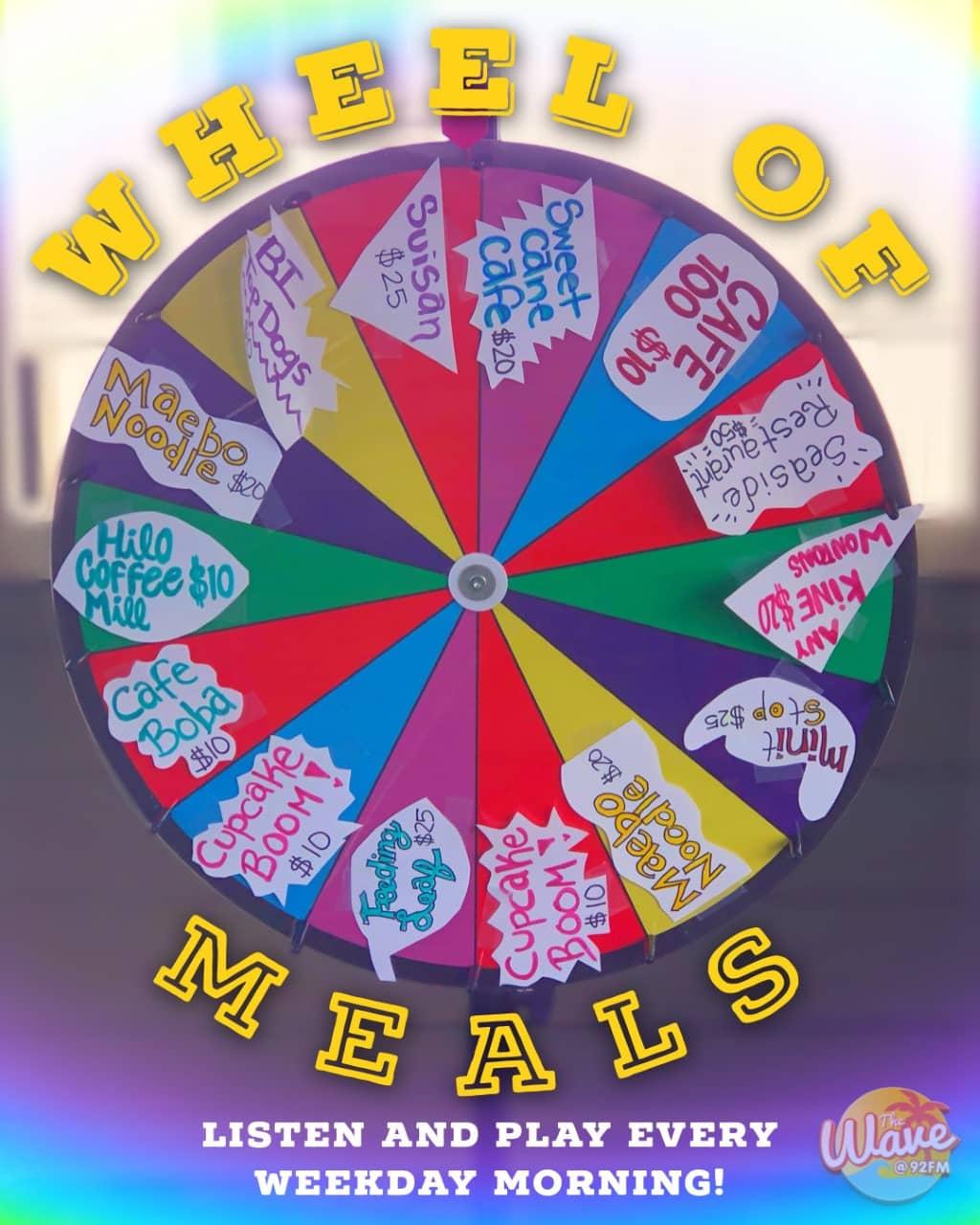 Wheel Of Meals
