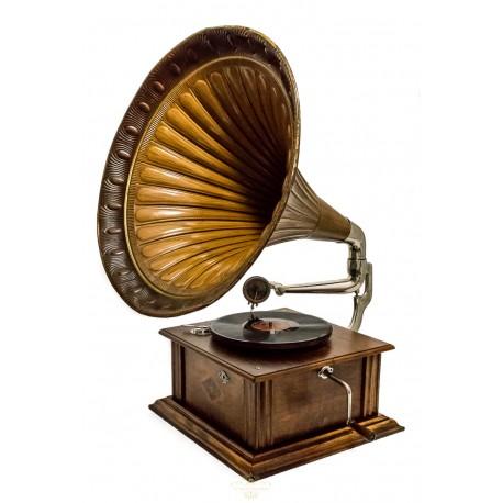 antiguo-gramofono-de-trompeta-de-cuerda-manual-en-excelente-estado-de-conservacion-y-de-funcionamiento