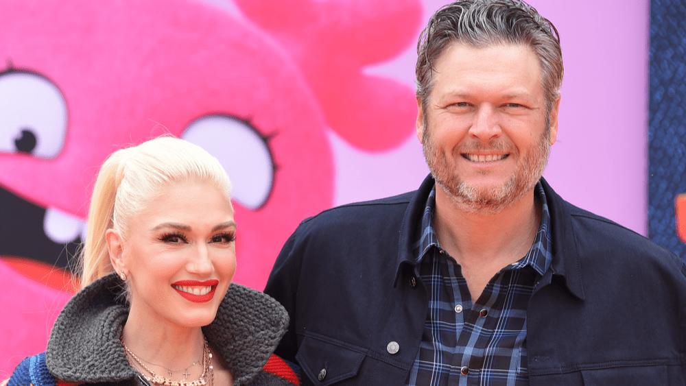 Gwen Stefani And Blake Shelton Announce Their Engagement