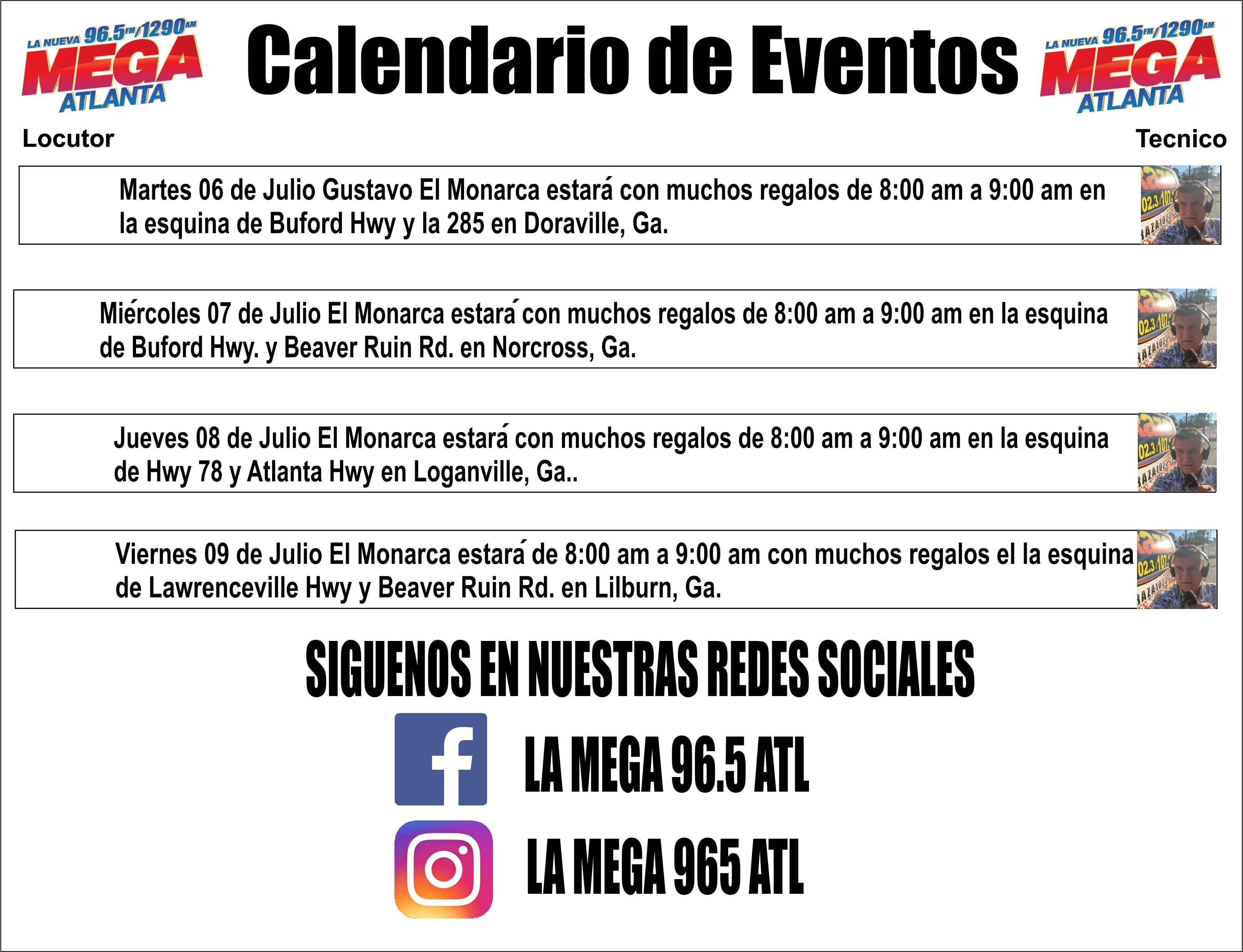 Calendarios-de-remotos-Mega-Julio-6-al-9
