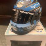 Kevin Harvick Autographed Mini Helmet