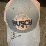 Dale Jarrett Autographed Cap