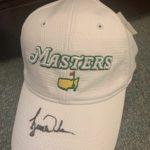 Tiger Woods Autographed Cap