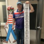 5′ CVS Receipt Replica Scarf