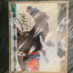 Autographed Triple Crown Winner Picture