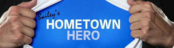 hometown hero small banner