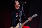 Billy Joe Armstrong: Rock stars ranting…