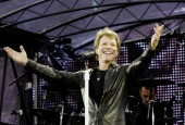 Bon Jovi reacts to Biden victory singing
