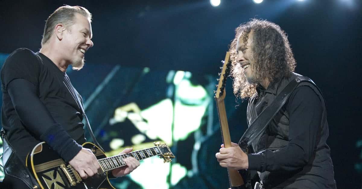 Breaking: Metallica album coming in 2019 | 100 7 WZXL