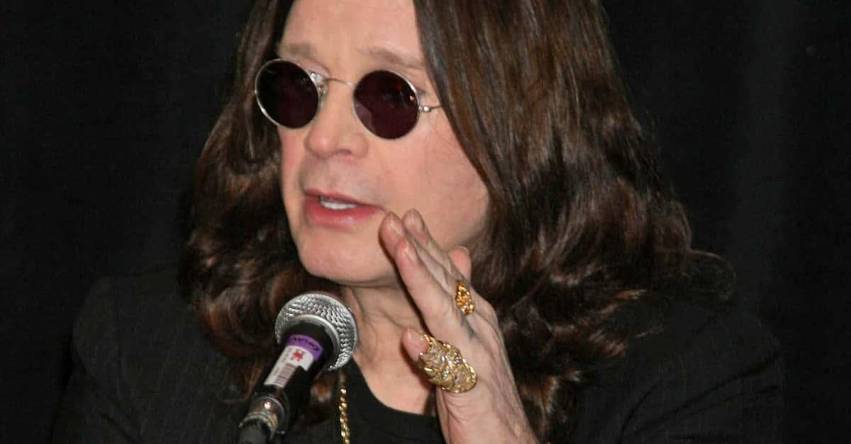 Ozzy Osbourne health Update: Pneumonia