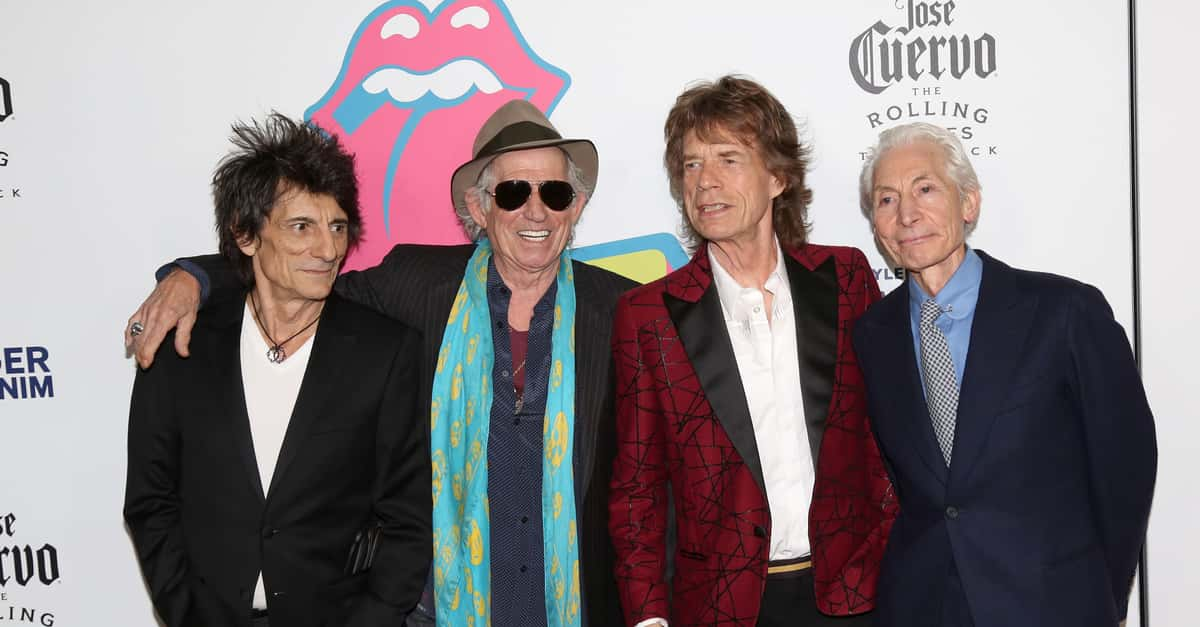 New Album Coming From The Rolling Stones 1007 Wzxl