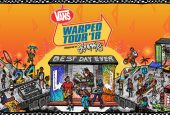 Warped Tour 2018 @ BB&T Pavilion 7/13