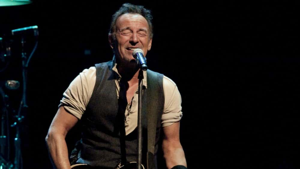 Bruce Springsteen Officially Releases Legendary 1978 Roxy Concert