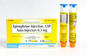 FDA Approves First Generic Competitor To Mylan's EpiPen