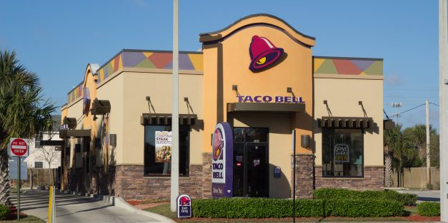 White Trash Wednesday: Taco Bell voted BEST Mexican Restaurant