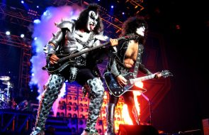 """Kiss Announce """"End Of The Road"""" Farewell Tour"""