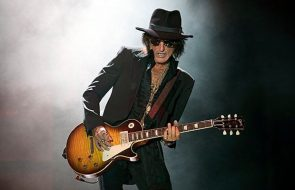 UPDATE: Joe Perry home and resting