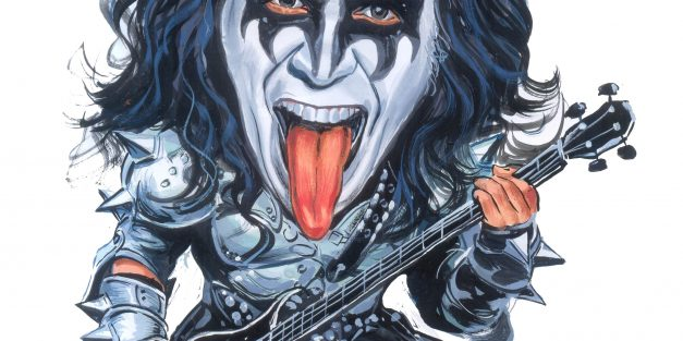 KISS Biopic Will Get Theatrical Release..