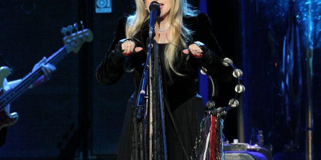 """Stevie Nicks: """"Nothing better….."""
