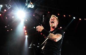 Encore! Metallica returns on Late Show March 3rd