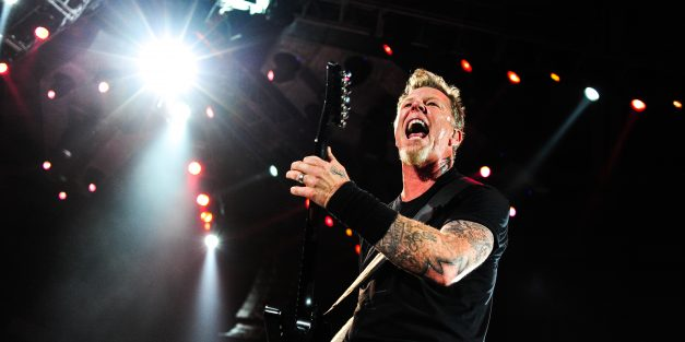Metallica donates $350k to Covid-19 battle efforts