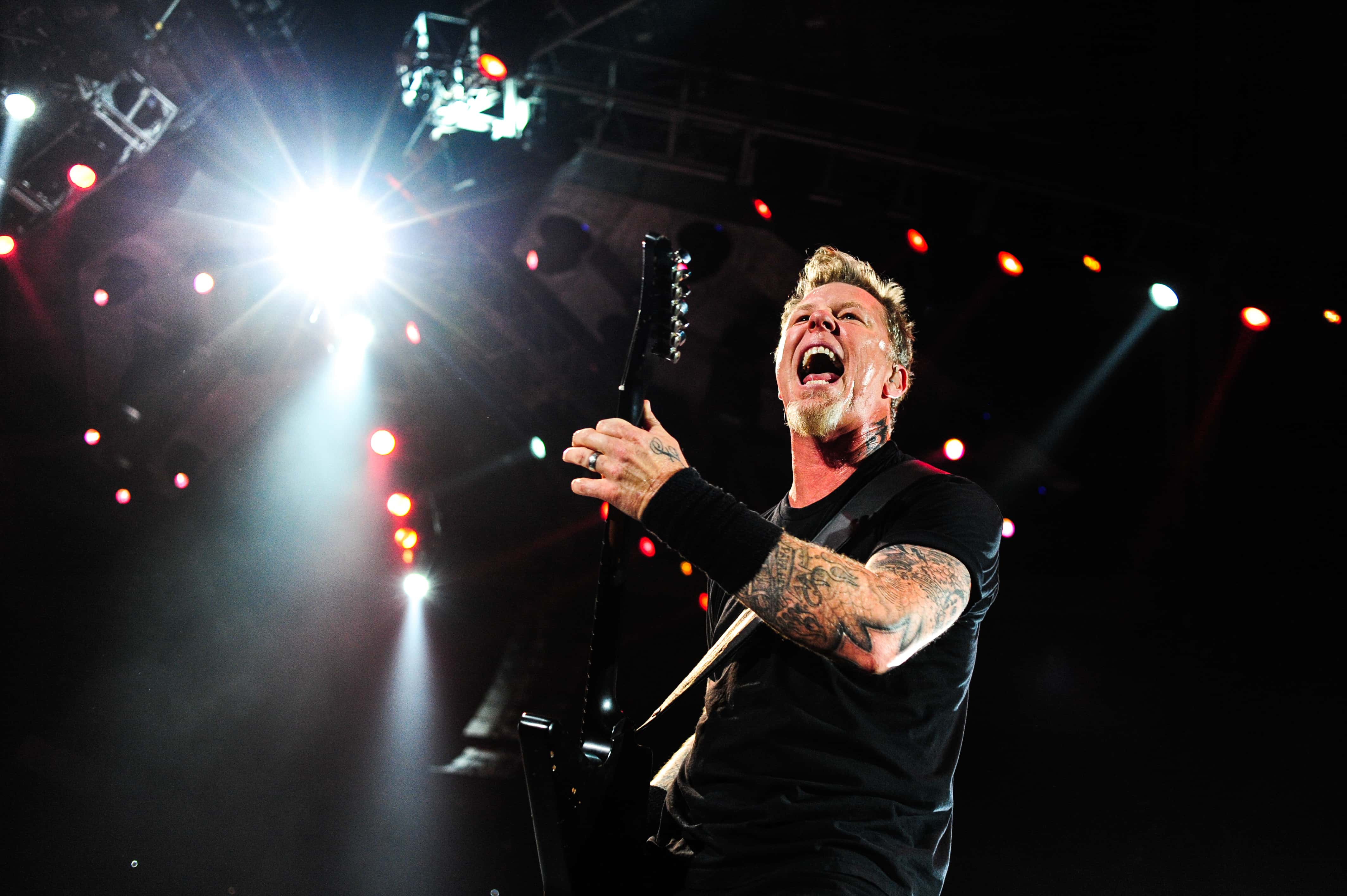 Thirsty?? Metallica at the top of their game in 2019 | 100 7