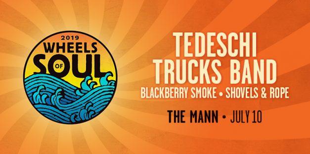 Tedeschi Trucks Band @ The Mann 7/10
