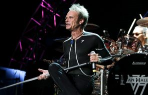 David Lee Roth Considering New Las Vegas Residency