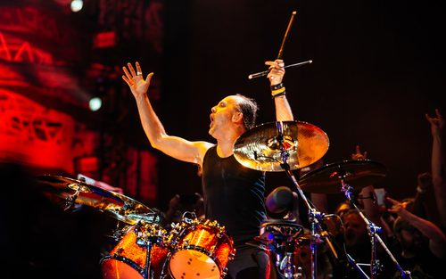 Lars: Reflects on 40 years of Metallica..