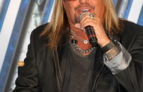 Vince Neil reveals early rock star life..