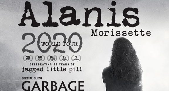 Alanis Morissette with Garbage @ BB&T Pavilion 6/28