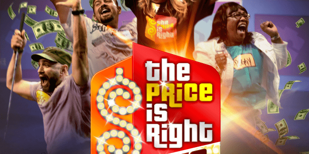 The Price Is Right Live @ Harrah's RESCHEDULED TO 5/14-5/16 2021