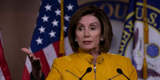 House Votes To Send Impeachment Articles To Senate; As House Speaker Pelosi Names Trial Managers