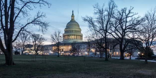 Senators Are Sworn In For President Trump's Impeachment Trial