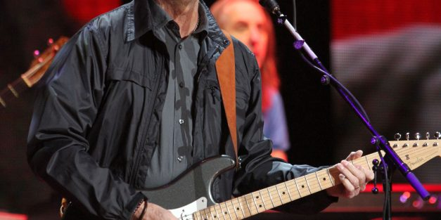 Recap: Eric Clapton & Friends Tribute concert