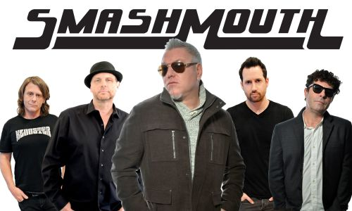 Smash Mouth @ HRHC – RESCHEDULED TO 7/18