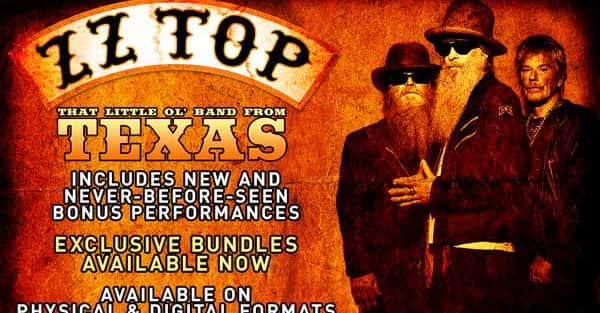 ZZ Top: That Lil' Ol' Band from Texas Documentary