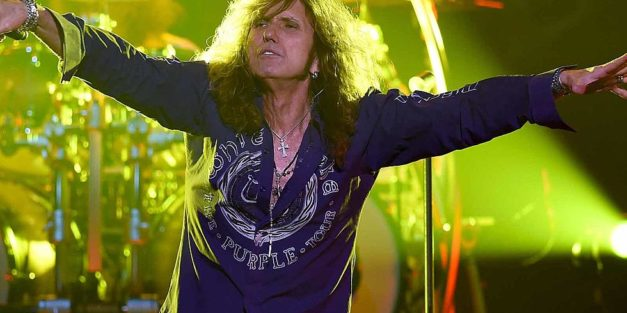 Whitesnake cancels tour ..surgery for David Coverdale