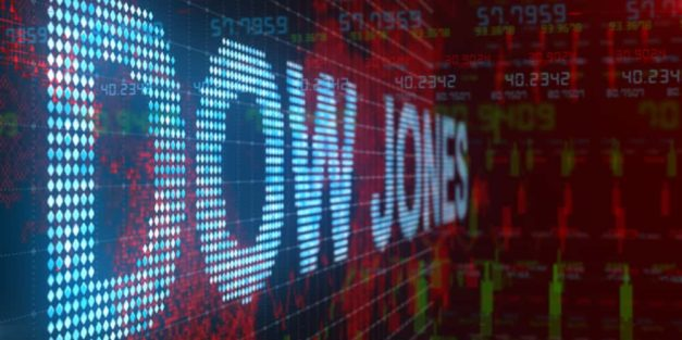 Dow Jones Falls 973 Points Amid Job Losses Across The Country