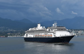 Two Cruise Ships Holding Passengers With Covid-19 Arrive In Florida