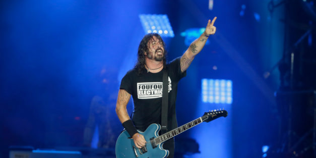 How Bruce Springsteen humiliated Dave Grohl..