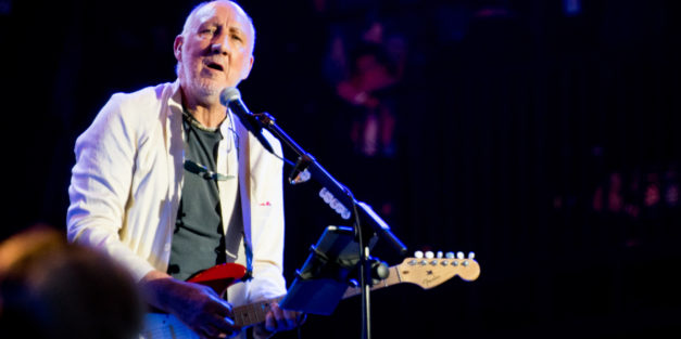 Pete Townshend turns 75!