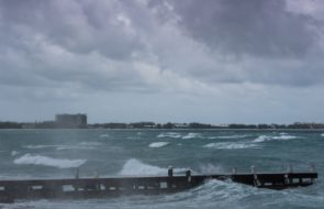 Hurricane Zeta Makes Landfall In Louisiana As Category 2 Storm