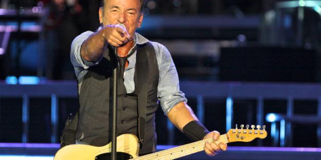 Update: Springsteen Court day..