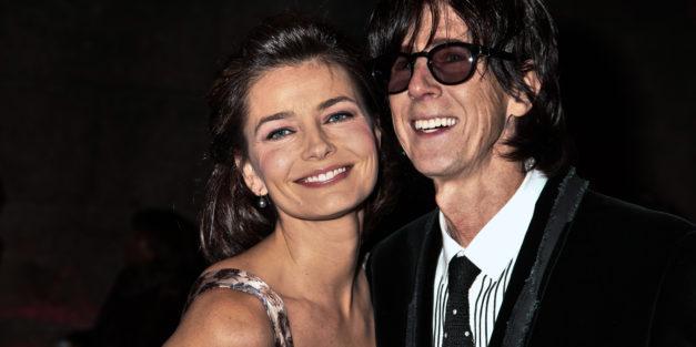 Former supermodel Parizkova fights dead hubby..