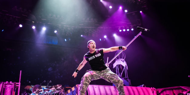 Official Video: Iron Maiden rocks a new song!