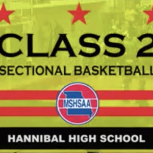 Van-Far Indians vs. Milan Wildcats Sectional Basketball