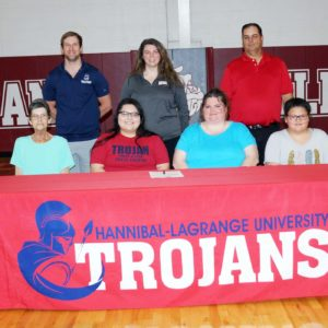 Campbell signs with Hannibal-LaGrange